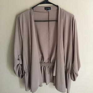 Zenobia Blazer Size 2xL